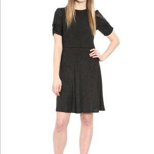 MICHAEL Michael Kors women's Metallic Dot Dress